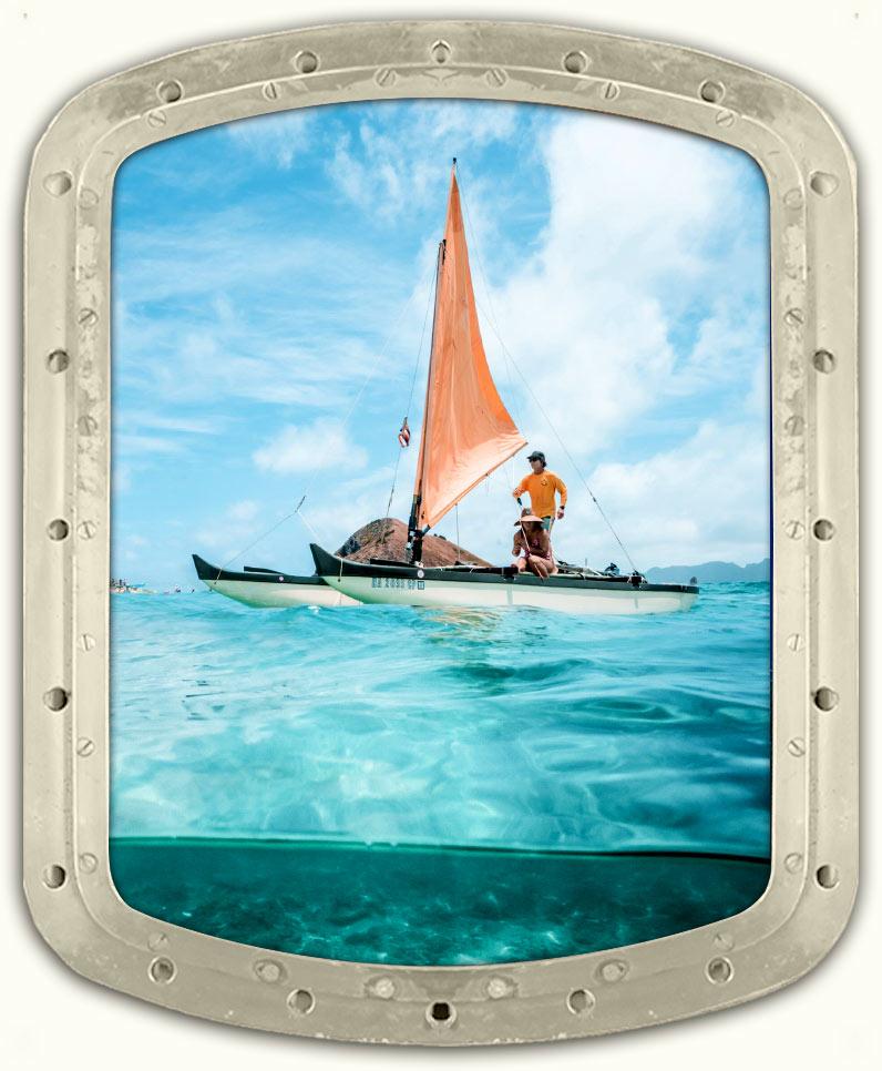 Hawaii Canoe Paddle
